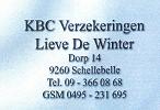 KBC Lieve De Winter
